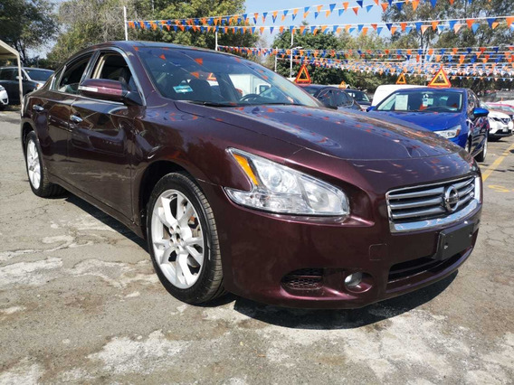 Nissan Maxima Exclusive 2014