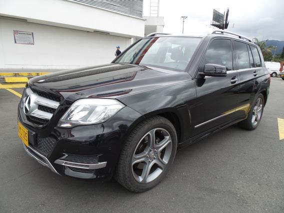 Mercedes Benz Clase Glk 4 Matic Tp 3500cc 4x4
