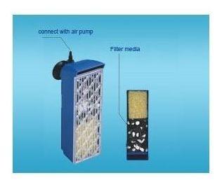 Filtro Para Acuario Resun Air Filter Af-100