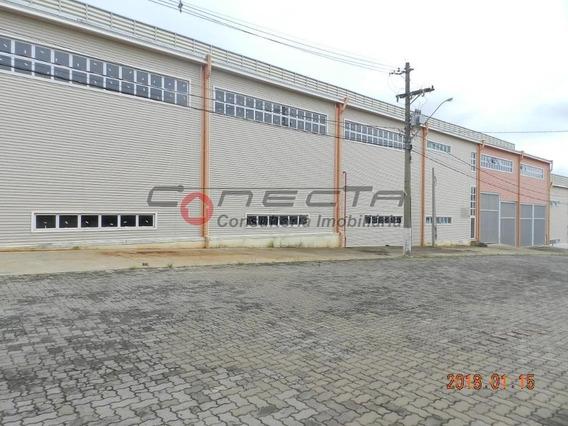Galpão Industrial Para Locação, Jardim São Pedro, Hortolândia. - Ga0703