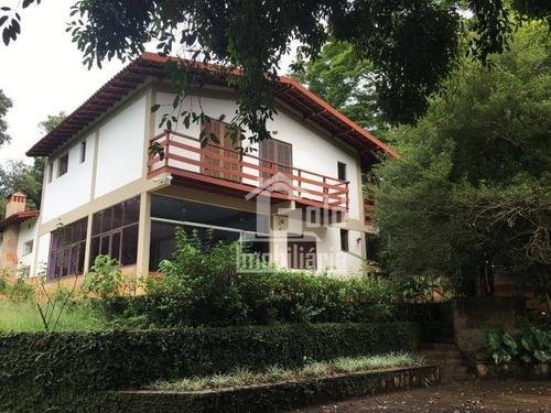 Chácara Com 5 Dormitórios À Venda, 12800 M² Por R$ 3.000.000,00 - Royal Park - Ribeirão Preto/sp - Ch0022