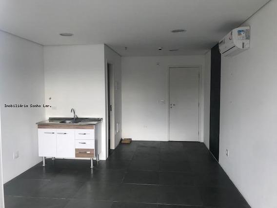 Sala Comercial Para Locação Em Osasco, Vila Campesina, 1 Banheiro, 1 Vaga - 6597