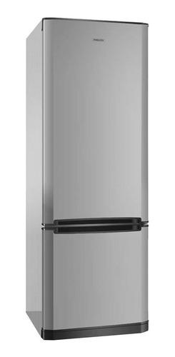 Heladera Philco PHCC310  inoxidable con freezer 305L 220V