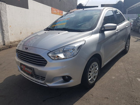 Ford Ka + Sedan 2017 Completo Impecável 21.000 Km