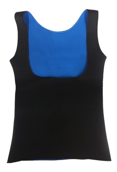 Cropped Blusa Feminina Emagrecedora Redu Shaper Top Hot