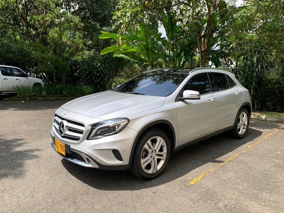 Mercedes-benz Clase Gla 200 2016