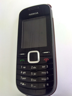 Nokia 1661 Seminovo Desbloqueado