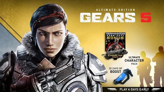 Gears 5 Ultimate Online +brinde