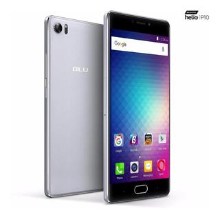 Smartphone Blu Pure Xr Dual Lte 5.5 64gb 8core Sem Juros