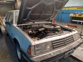 Mitsubishi Galant Super Saloon Modelo 1981