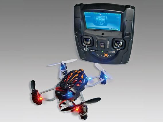 Drone Estes Proto X Fpv Hd Quadcopter Este4716 /preço Baixo