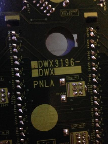 Placa Djm 900 Nexus - Dwx 3196