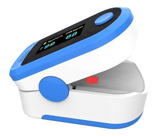 Tft Display Oxímetro De Dedo Clip De Corazón Monitorización
