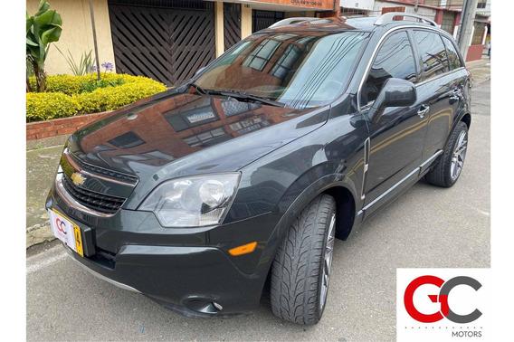 Chevrolet Captiva Sport 3.000cc 4*4