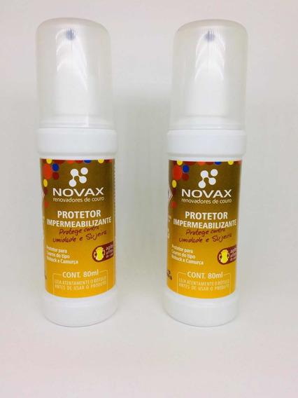 Protetor Impermeabilizante Para Tecidos Couro Camurça 90ml