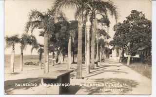 Foto Postal Balneário De São Lourenço - Rs - Frete Grátis