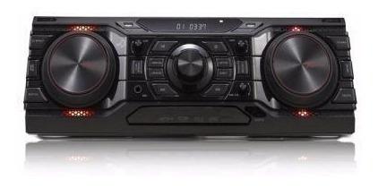 Receiver Unidade Principal Amplificador LG Cm9750 2600w Rms