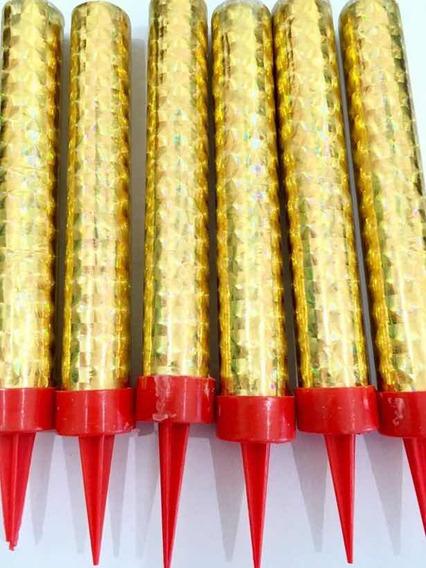 15 Velas Pastel Para Magica De Cumpleaños Fiesta Chispero