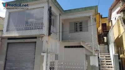 Casa Com 2 Dormitórios Para Alugar, 150 M² Por R$ 1.500/mês - Tucuruvi - São Paulo/sp - Ca0589