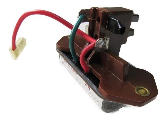 Regulador Voltagem Eletrônico 14v Ford Tratores F4 F5 F6 F7