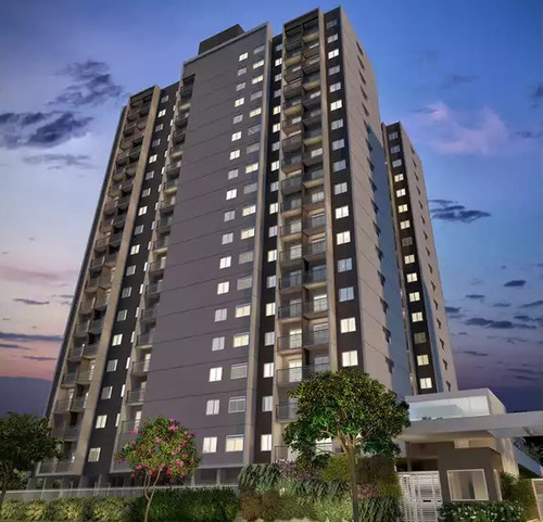 Imagem 1 de 18 de Apartamento À Venda No Bairro Chácara Santo Antônio (zona Sul) - São Paulo/sp - O-11692-21271