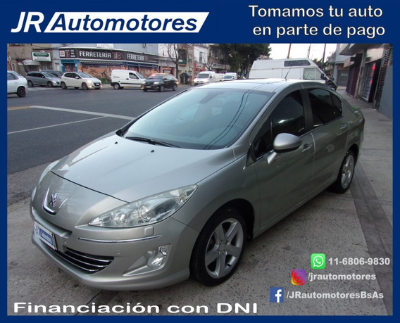 Peugeot 408 Hdi Felline Mt Full (t/diesel) Jr Automotores