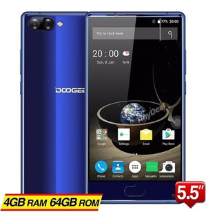Doogee Mix 4gb+64gb 5.5 8-cores 16mp Android 7.0