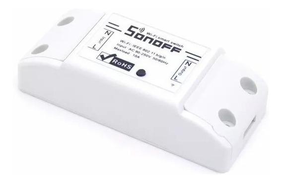 Sonoff Basic Interruptor Wifi - Automação Residencial Alexa