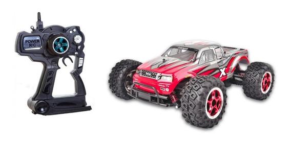 Auto Camioneta 4x4 Radio Control Remoto Buggy Monster Truck