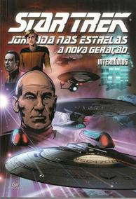 Star Trek A Nova Geracao Interludios - Bonellihq Cx69 G19