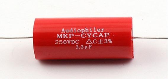 Capacitor Polipropileno 3,3µf 250 V Cp 32mm Dm 14mm