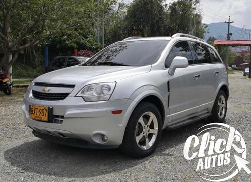 Chevrolet Captiva Sport Cc3600 4x4 Automática Modelo 2010