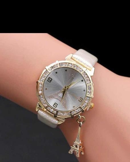 Relógio Feminino Torre- Lindo Super Luxuoso.