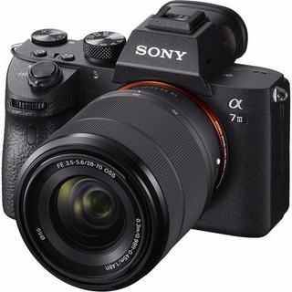 Sony Alpha A7 Iii / A7m3k / Ilce7m3k / Con Lente Sel28-70mm