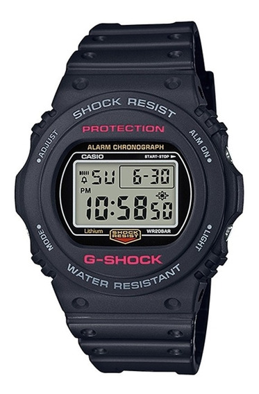 Casio G-shock Relógio Masculino Dw-5750e-1dr