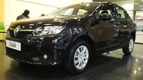 Renault Logan Authentique 2017 Entrega Inmediata (ma)