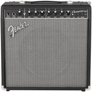 Fender Champion 40 Amplificador Guitarra 2330300000