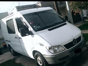 Mercedes-benz Sprinter 2.1 313 Furgon 3000 Mixto 4+1 2008