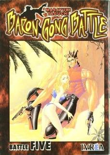 Baron Gong Battle 05 - Koushun Takami