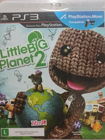 Little Big Planet 2 Ps3 , O Mais Completo !!!