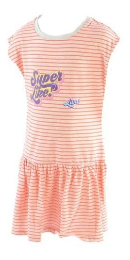 Vestido Disney Original Soy Luna Para Niña T.8años/ D¨varelo