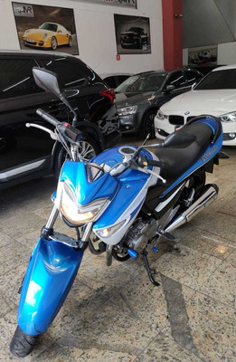 Suzuki Inazuma 250 Ano 2015