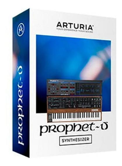 Arturia Prophet V Software Original Cuotas