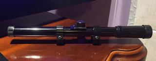 Mira Telescopica Rifle De Aire