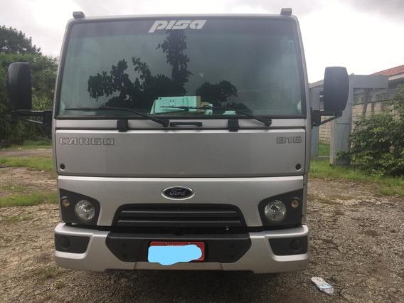 Caminhão Ford Cargo 816e
