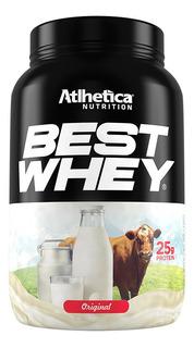 Best Whey Protein 900g Sabor Original Atlhetica