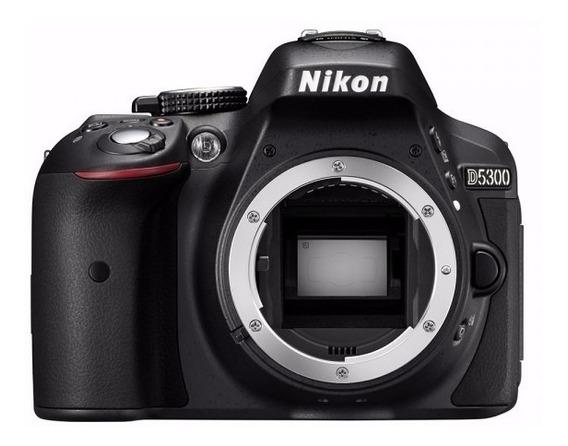 Câmera Nikon Dslr D5300 (corpo) Com Garantia Pronta Entrega
