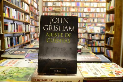 Ajuste De Cuentas John Grisham Mercado Libre