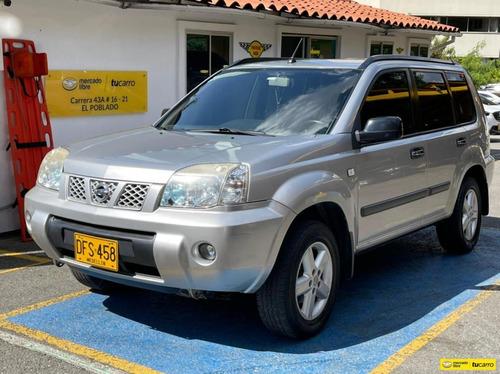 Nissan X-trail Mt 2500 4x4