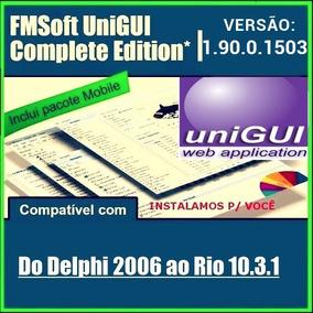 Unigui 1.90.0.1503 Pro Completo 2019 - Totalmente Funcional